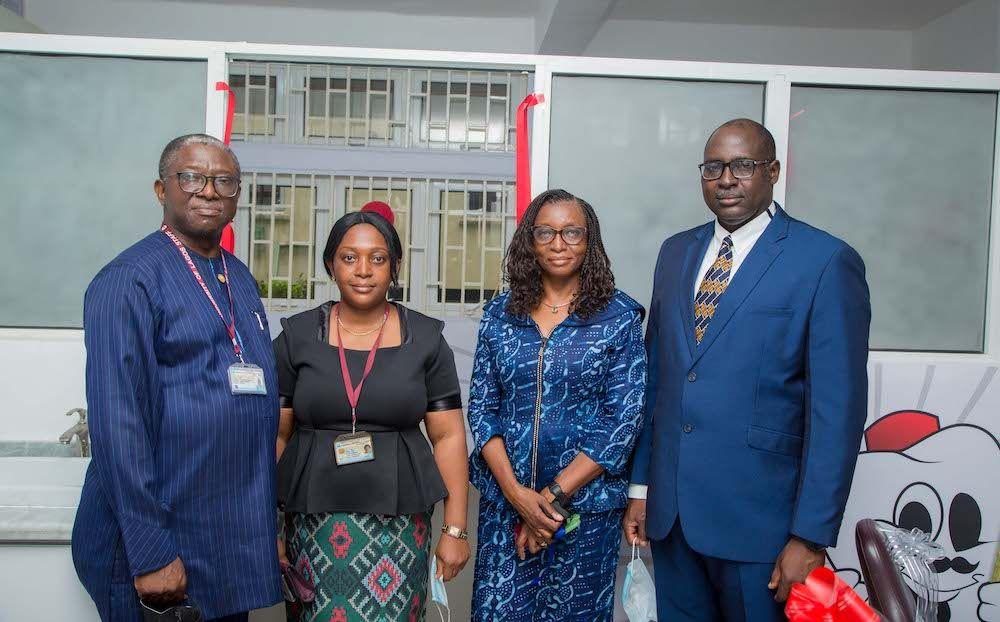 Flour Mills of Nigeria Renovates Lagos University Teaching Hospital Dental Clinics.